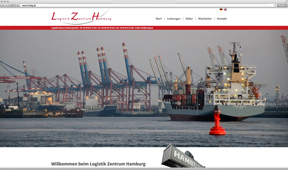 webdesign 1 hamburg lzh
