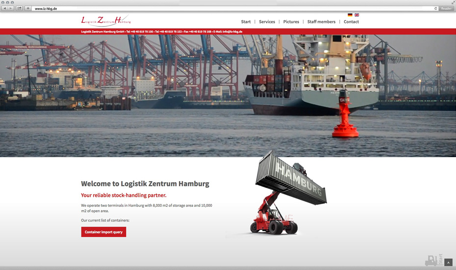 webdesign 2 hamburg lzh