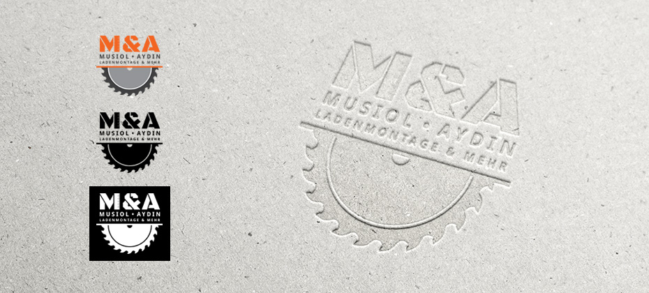 logodesign m+a hamburg