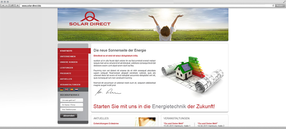 solar direct internetseite itzehoe